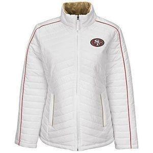 49ers Lightweight Puffer Jacket